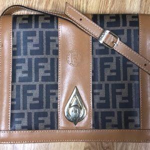 Rare Vintage Fendi Shoulder Bag